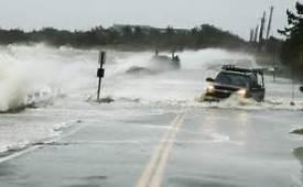 Hurricane Sandy Hits New Jersey 2011